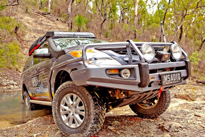Custom MSA 4x4 Mazda BT 50 review main