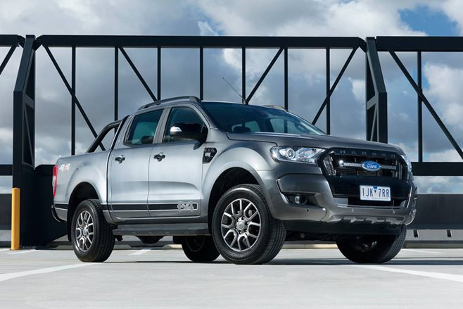 Ford Ranger tops VFACTS