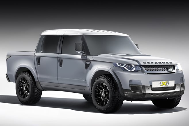 New Land Rover Defender Coming In 2020 4x4 Australia