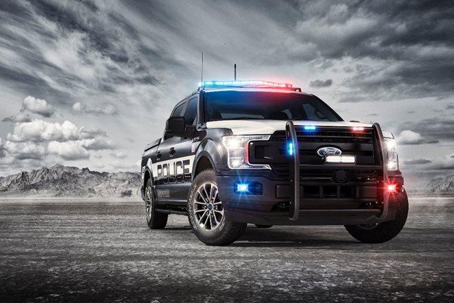 2018 Ford F-150 Police Responder ute revealed | 4X4 Australia