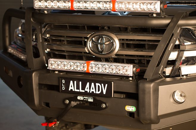 EFS expands into 4x4 accessories