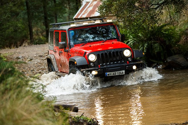Mopar Jeep JK Wrangler Rubicon video main