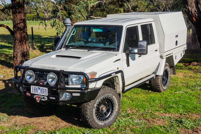 Toyota Land Cruiser 79 Series