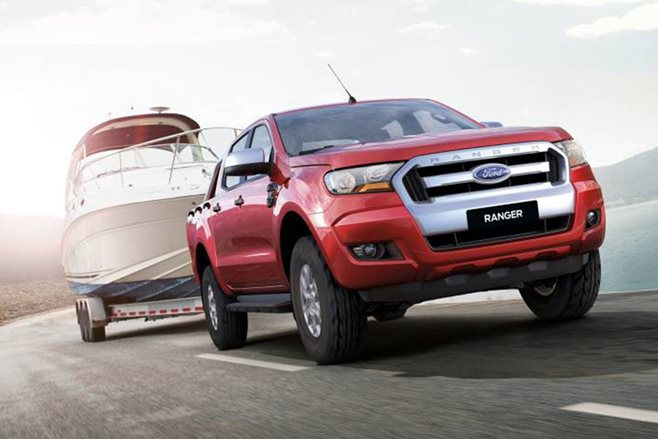 Ford Ranger ute recalled