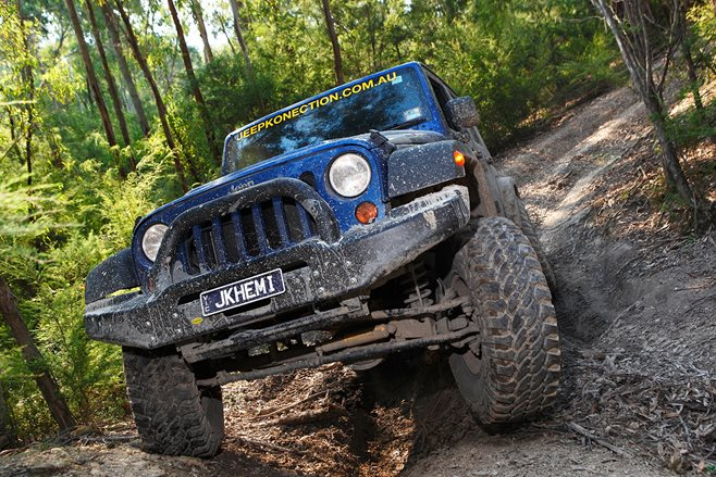 JeepKonection Jeep Wrangler