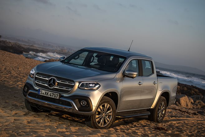 2018 mercedes benz x class pricing announced 4x4 australia. Black Bedroom Furniture Sets. Home Design Ideas