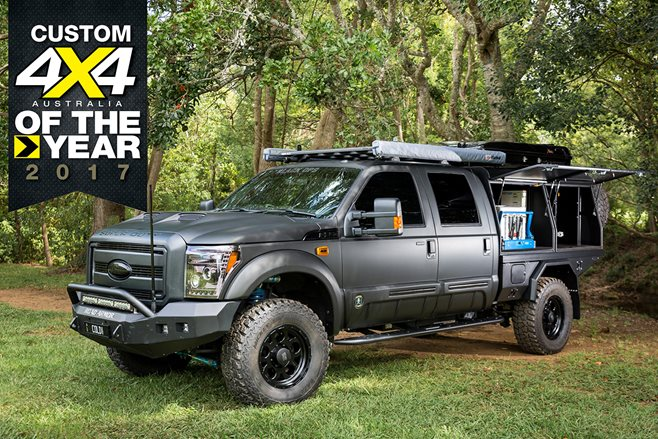 Ford F250 Black Ops