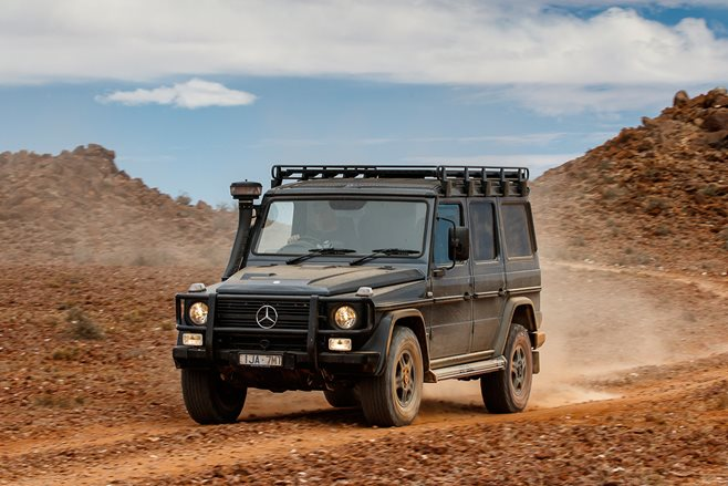 Mercedes Benz G300 Professional