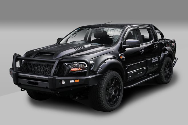 efs 4x4 accessories ford ranger kit