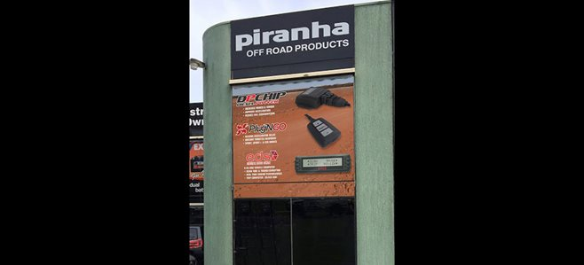 piranha off road outlet