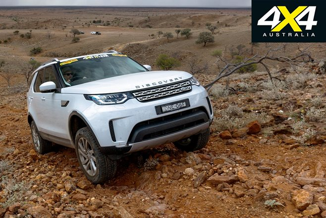 2018 Land Rover Discovery Td6 HSE drive