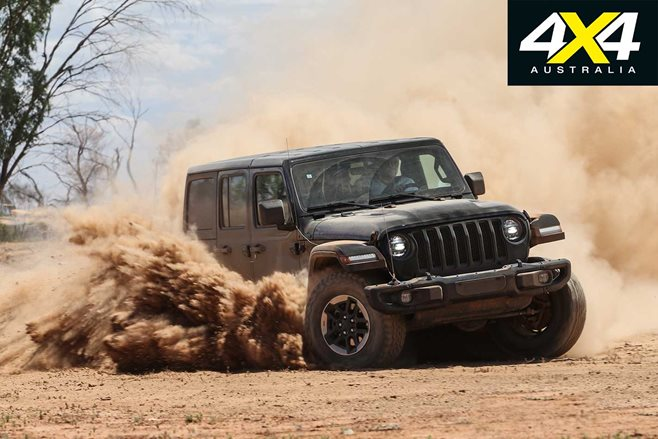 2018 Jeep Wrangler JL Australian first drive review