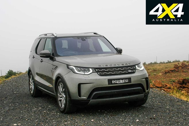 2018 Land Rover Discovery TD4 SE review