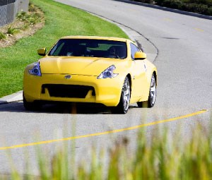 Nissan 370Z: First Drive