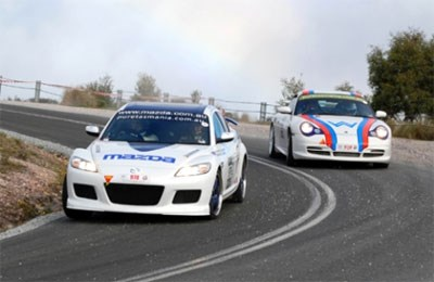 Tarmac rally takes another step forward