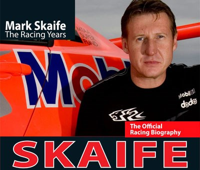 New Skaife book on sale at Mount Panorama