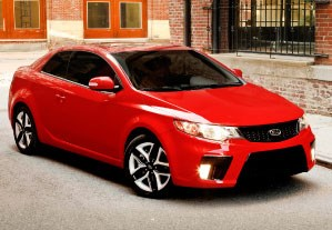 LAUNCHED: Kia Cerato Koup