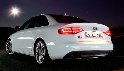 LAUNCHED: Audi S4