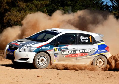 The greatest ever rally driver heads the entry list for Rally Australia