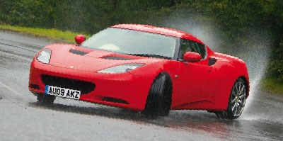 Bloom times - Lotus Evora