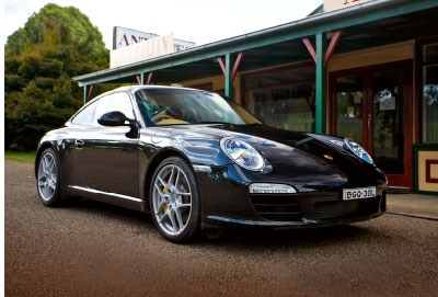 The king and I - Porsche 911 Carrera S