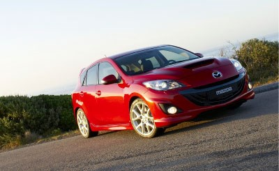 Trued grit - Mazda 3 MPS