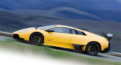 LAUNCHED: Lambo Murcielago LP670-4 SV