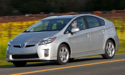 Positive spin - Toyota Prius