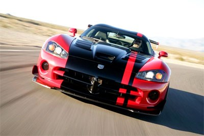 Viper escapes extinction