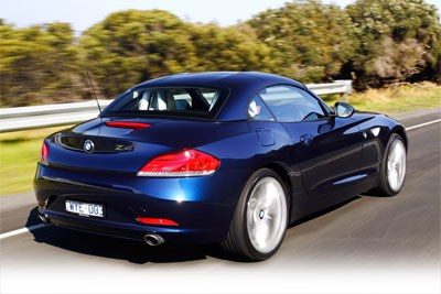 LAUNCHED: BMW Z4
