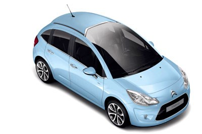 Midlife makeover for Citroen C3