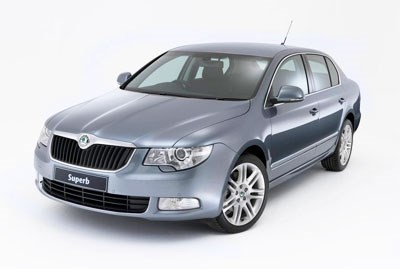 LAUNCHED: Skoda Superb