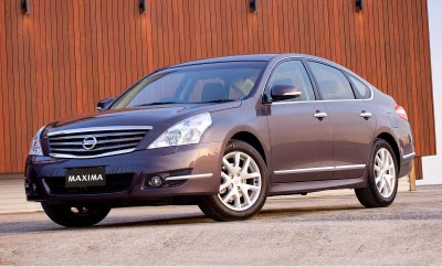 LAUNCHED: Nissan Maxima