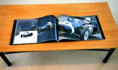 The Ultimate Motorsport Coffee Table Book