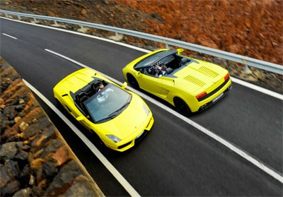 LAUNCHED: Lamborghini Gallardo LP560-4 Spyder