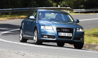 LAUNCHED: Audi A6