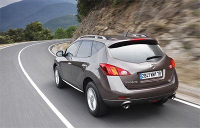 LAUNCHED: Nissan Murano