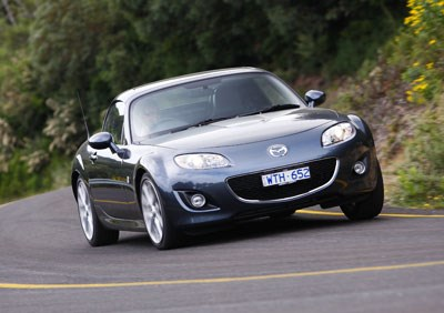 LAUNCHED: Mazda MX-5