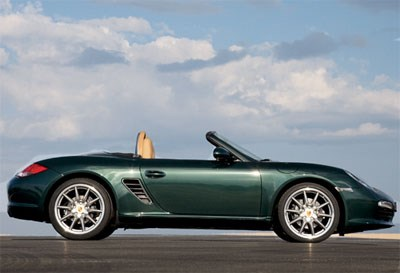 LAUNCHED: Porsche Boxster
