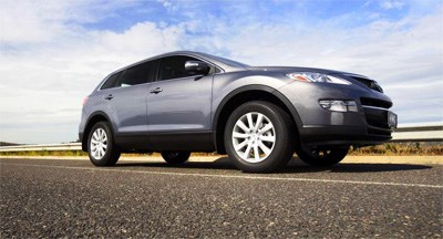 Mazda CX-9 short stay - April 2009