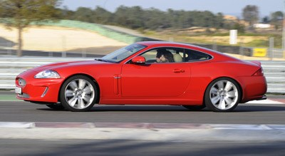 FIRST DRIVE: Jaguar XKR