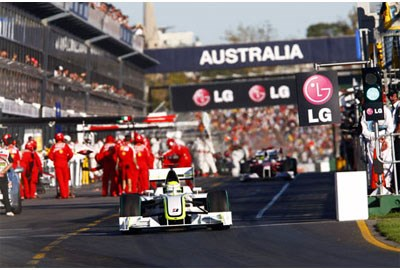 F1's brave new world - a smashing triumph for Brawn