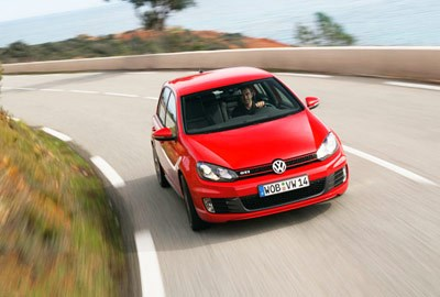 FIRST DRIVE: VW Golf GTI MkVI