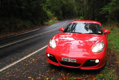 LAUNCHED: 2009 Porsche Boxster and Cayman