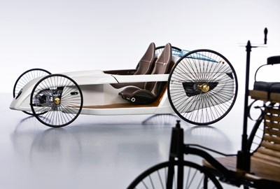 F-Cell Roadster concept - Image 1