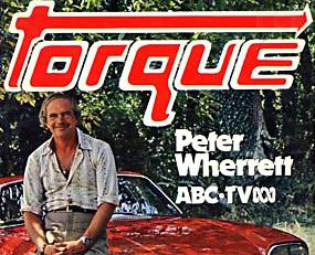 Motoring TV pioneer Peter Wherrett dies
