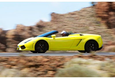 FIRST DRIVE: 2010 Lambo Gallardo LP 560-4 Spyder