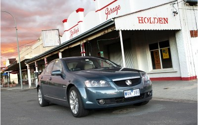 Bent rules - Holden AFM Calais