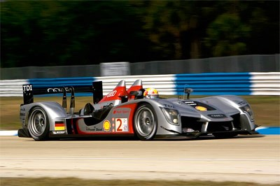 Aussie Brabham drives toward Sebring victory