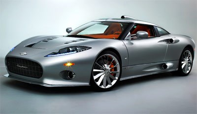 Spyker owner shot in the street
